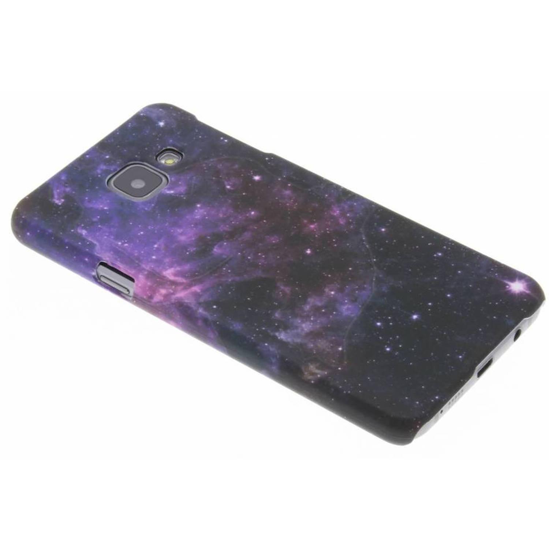 La Conception De Cosmos Couverture Étui Rigide Pour Samsung Galaxy A3 (2016) nFIVC9r