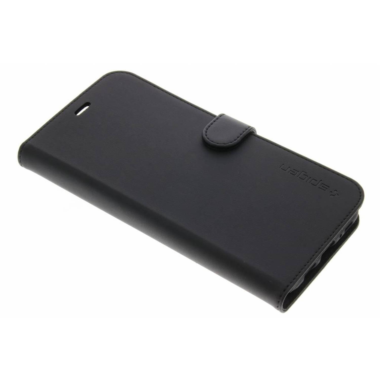 Zwarte Wallet S Booktype voor de Samsung Galaxy S8 Plus