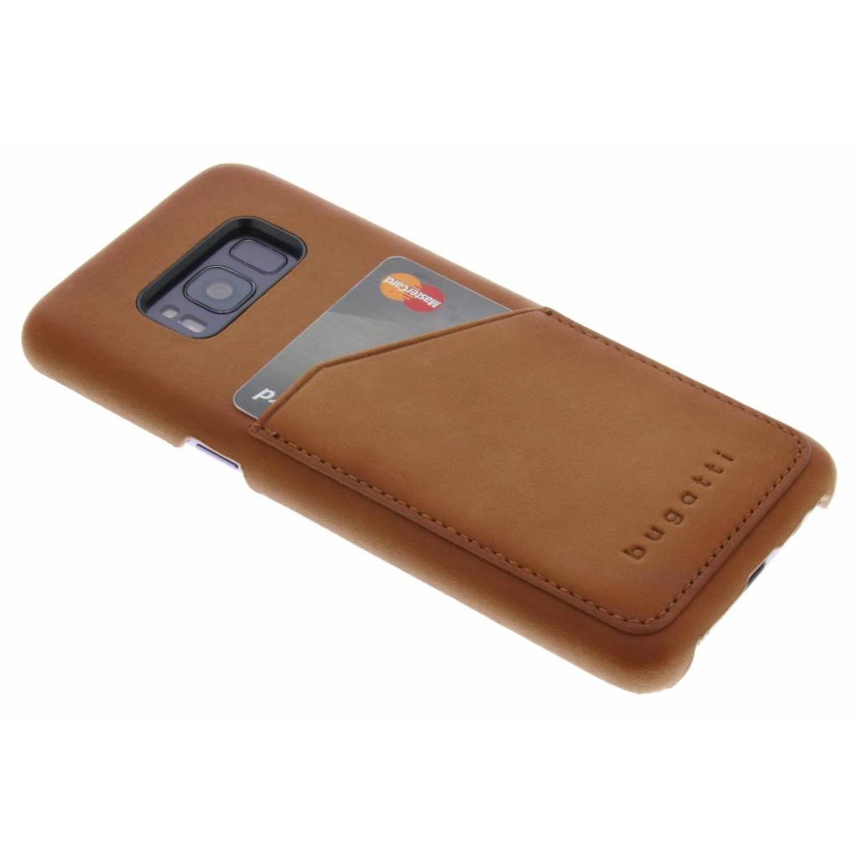 Cognac Londra Snap Case voor de Samsung Galaxy S8