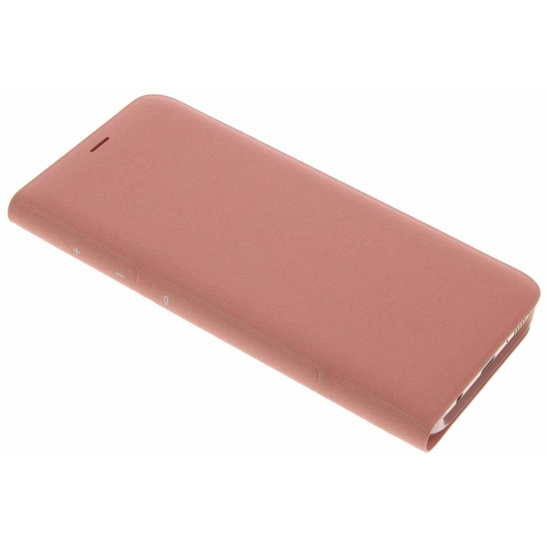 Roze originele LED View Cover voor de Galaxy S8