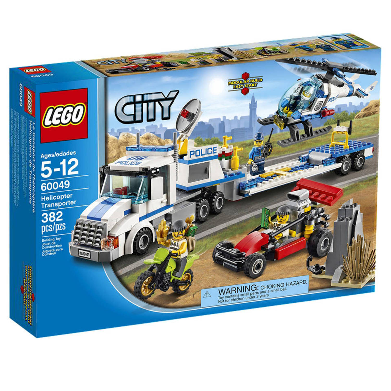LEGO CITY 60049 Helikoptertransport