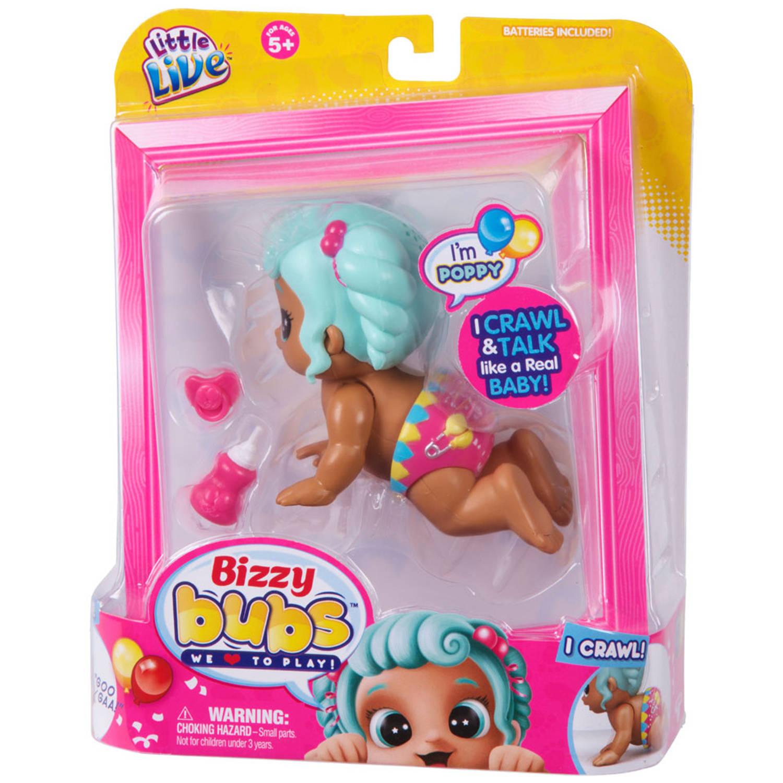 Little Live Bizzy Bubs S1 Poppy