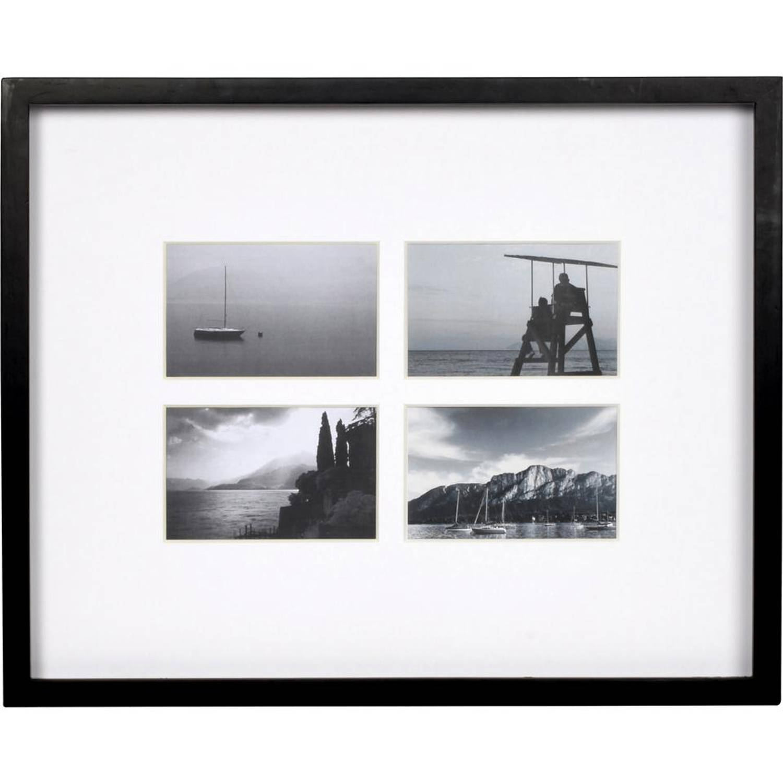 Henzo fotolijst Dreams - 10 x 15 cm - zwart