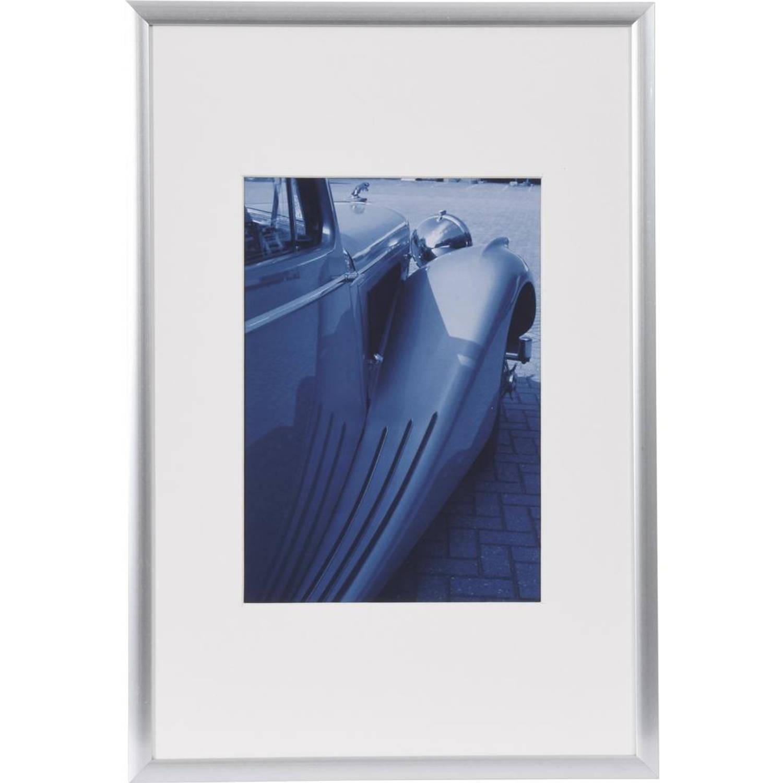 Henzo fotolijst Portofino - 20 x 30 cm - zilverkleurig