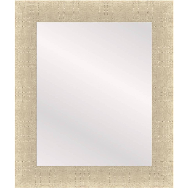 Henzo spiegel Woodstyle - 40 x 50 cm - creme