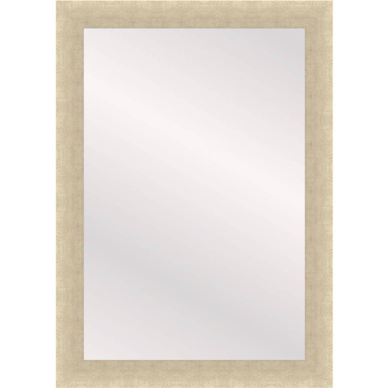 Henzo spiegel Woodstyle - 60 x 90 cm - creme