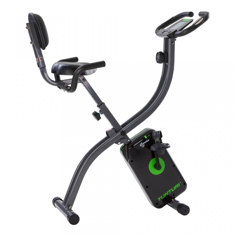Tunturi Cardio Fit B25 X-Bike Hometrainer met rugleuning
