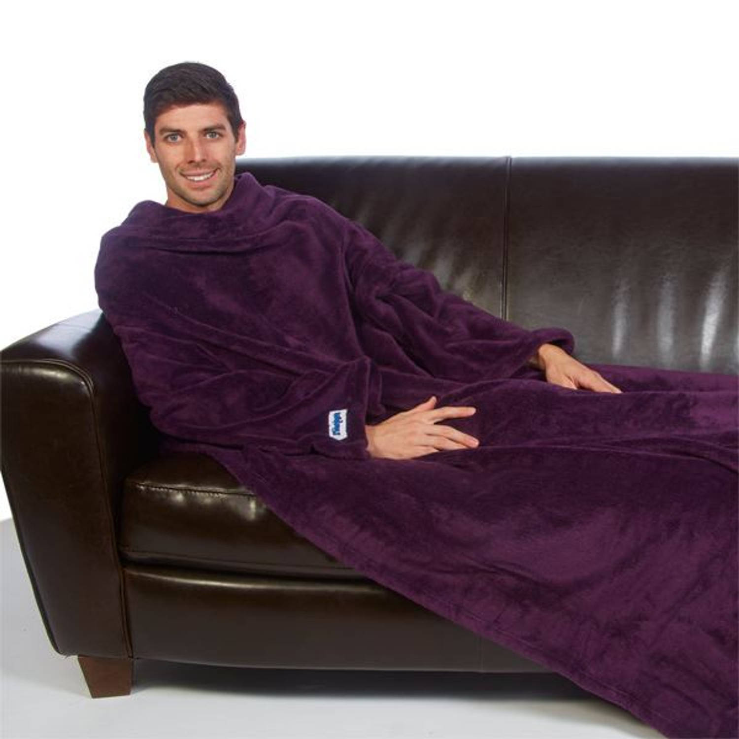 Ultimate slanket - paars