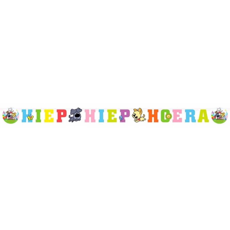 Zeer Woezel en pip letterslinger 3 meter | Blokker #AT62