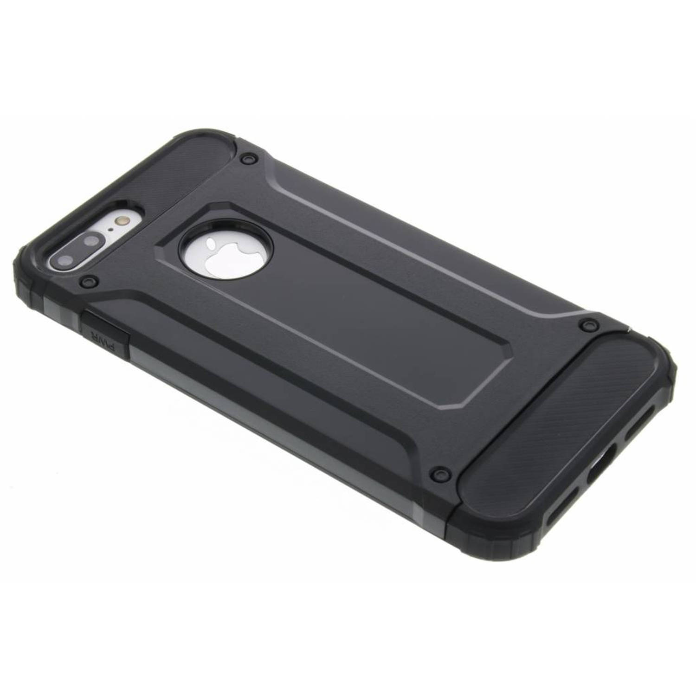 Zwarte rugged Xtreme Case voor de iPhone 8 Plus / 7 Plus
