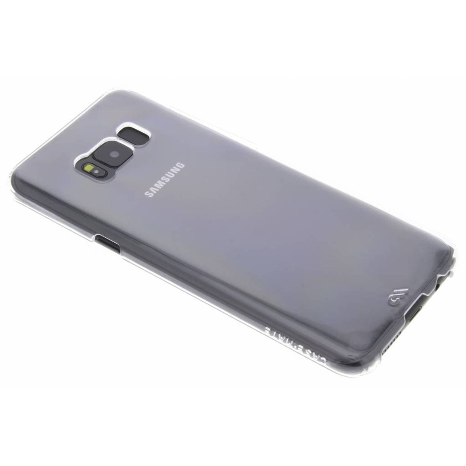 Transparante Barely There hardcase voor de Samsung Galaxy S8 Plus