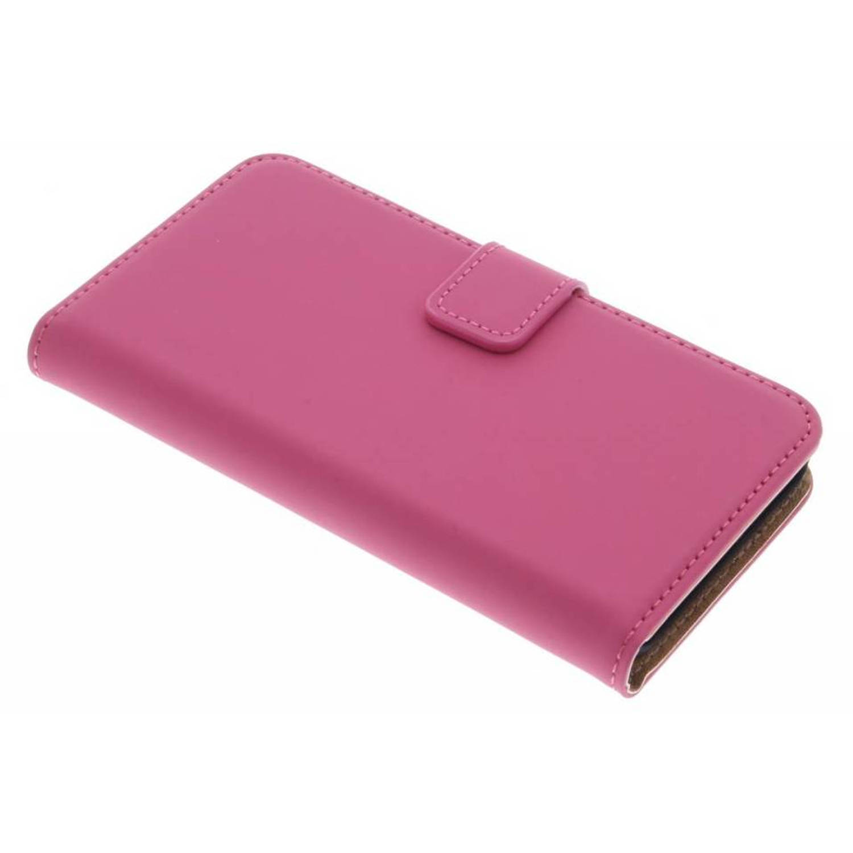 Bibliothèque De Luxe Pour Microsoft Lumia 950 - Fuchsia 7skoGROP