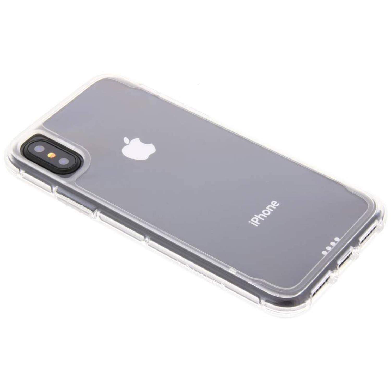 Transparante Survivor Clear Case voor de iPhone Xs / X