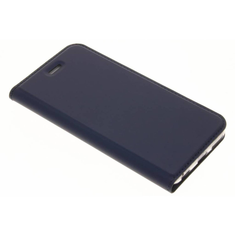 Blauwe Slim TPU Booklet voor de iPhone 6 / 6s