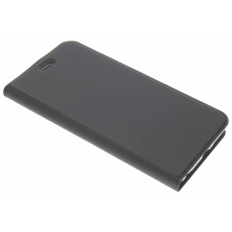 Grijze Slim TPU Booklet voor de iPhone 6(s) Plus