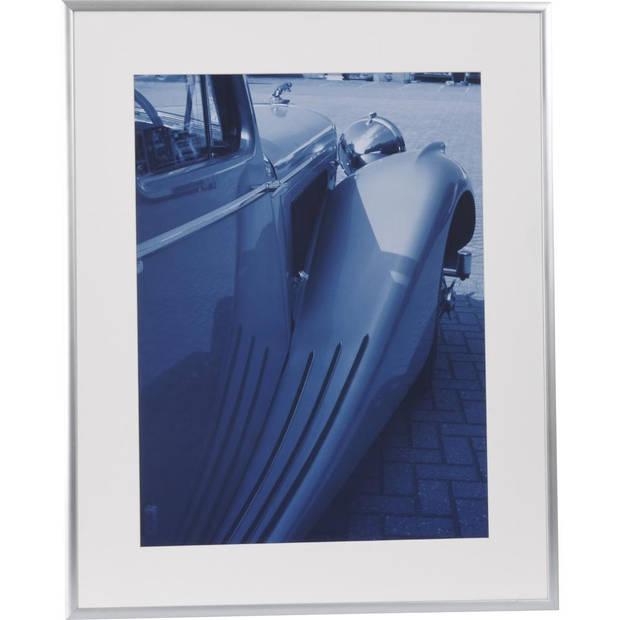 Henzo fotolijst Portofino - 40 x 50 cm - zilverkleurig