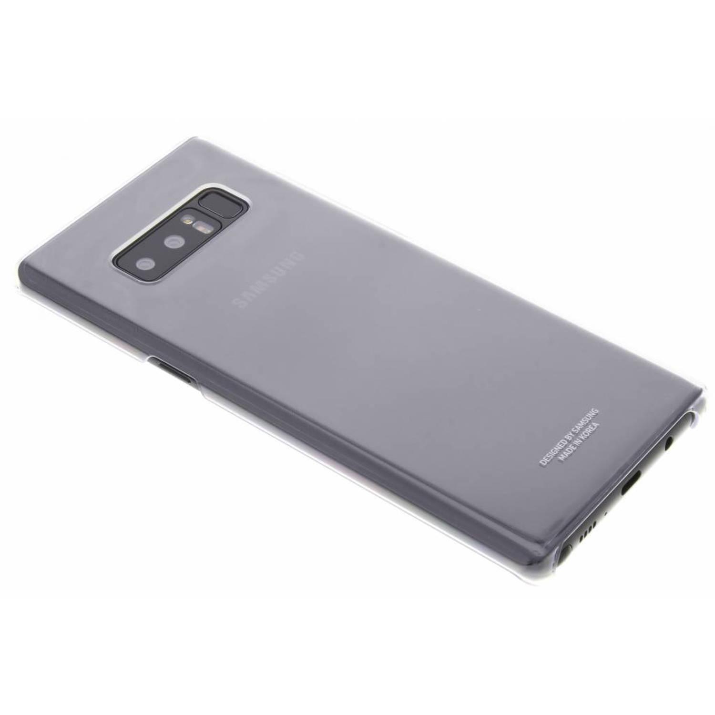 Transparante Clear Cover voor de Galaxy Note 8