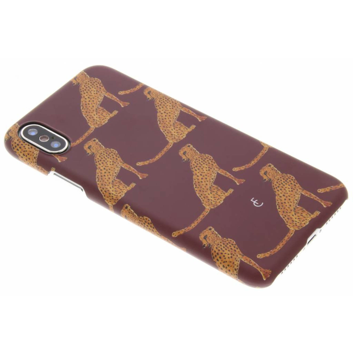 Cheetah Hardcase voor de iPhone X