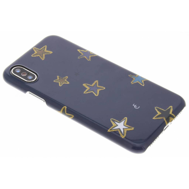 Stars Hardcase voor de iPhone Xs / X