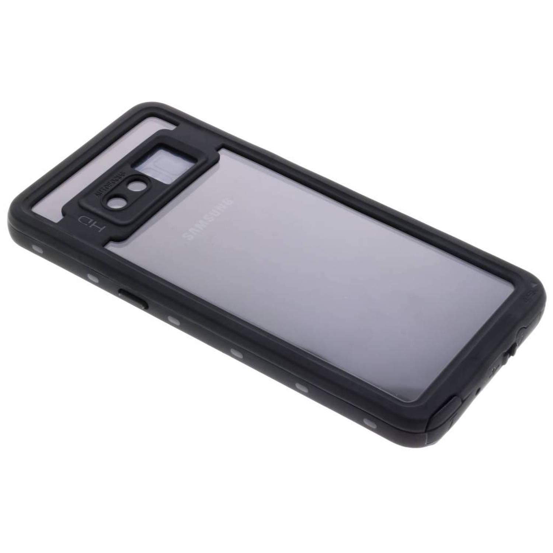 Zwarte Dot Waterproof Case voor de Samsung Galaxy Note 8
