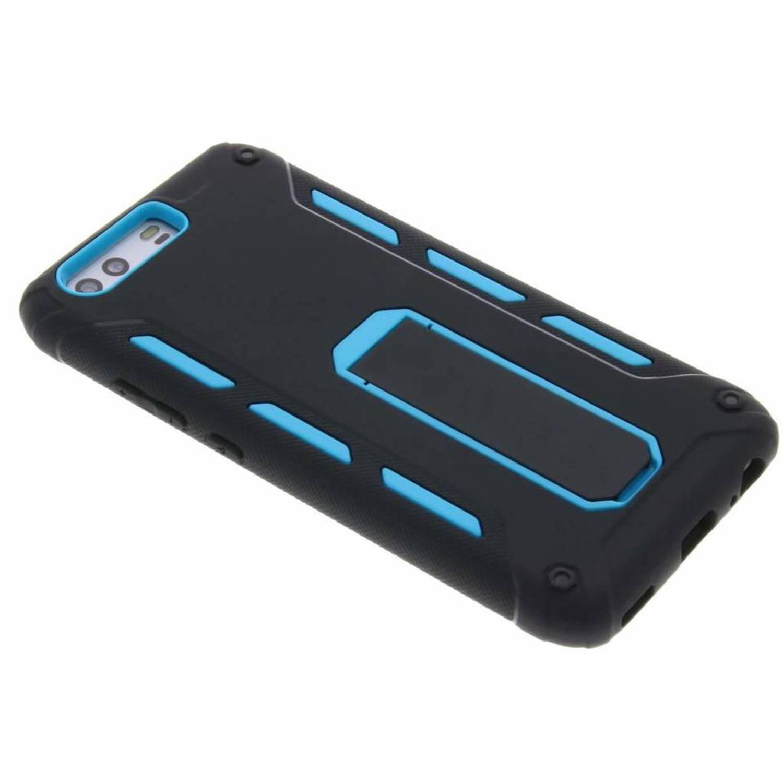 Bleu Ultra Cas Du Stand De Huawei P10 TeyVKKu