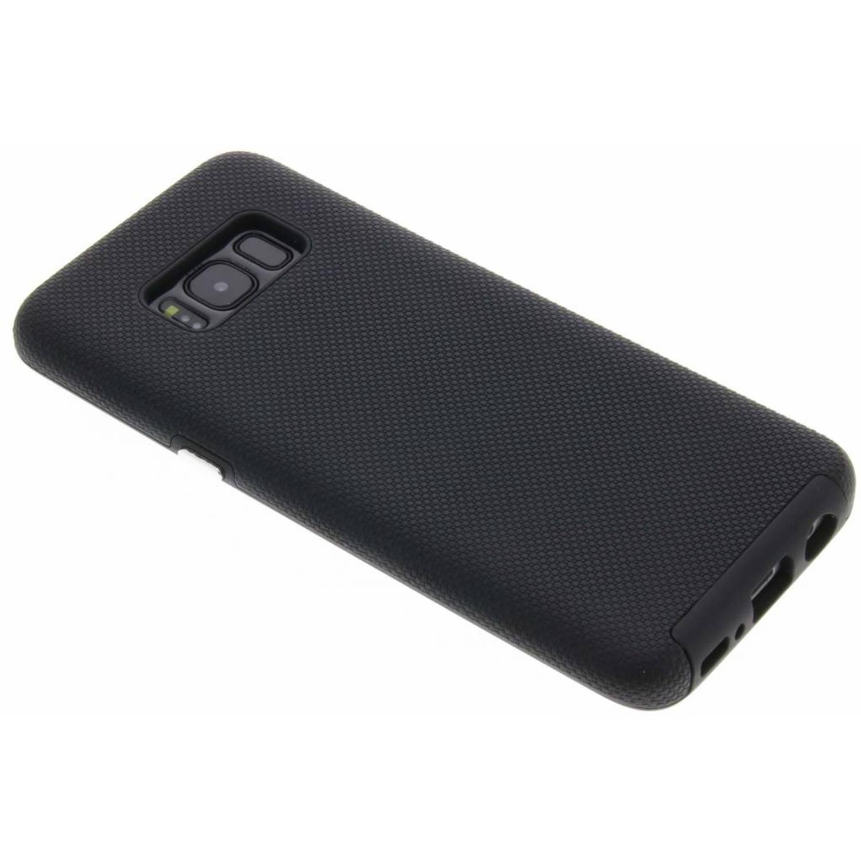 Zwarte Rugged Case voor de Samsung Galaxy S8
