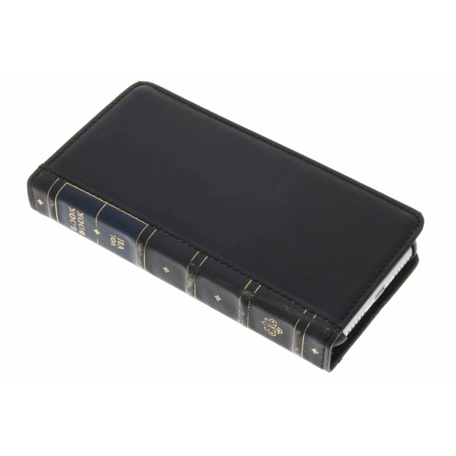 Zwarte BookBook Case voor de iPhone 8 / 7