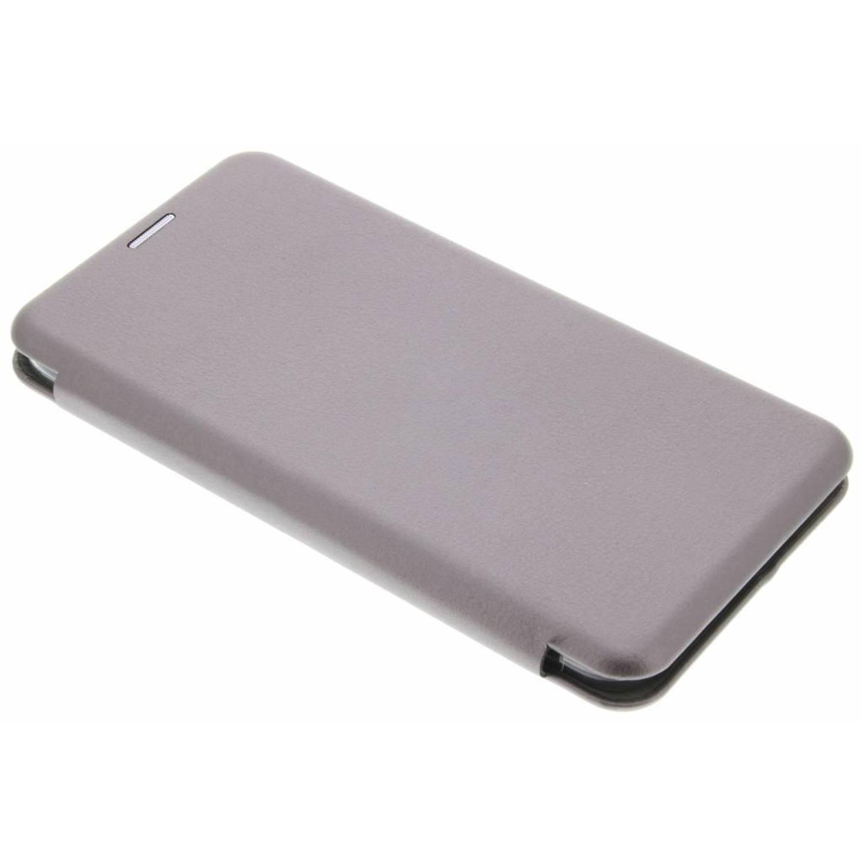 Grijze Slim Foliocase voor de Motorola Moto G4 Play