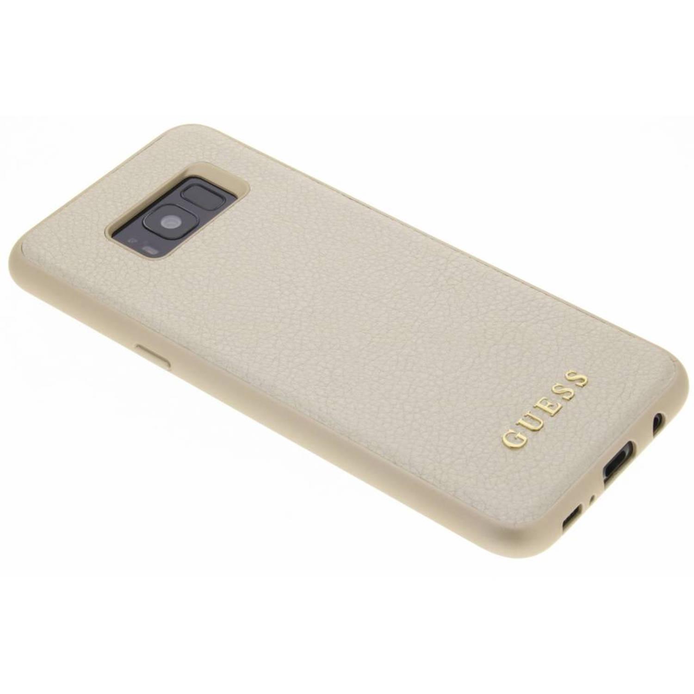Gouden iriDescent Softcase voor de Samsung Galaxy S8 Plus
