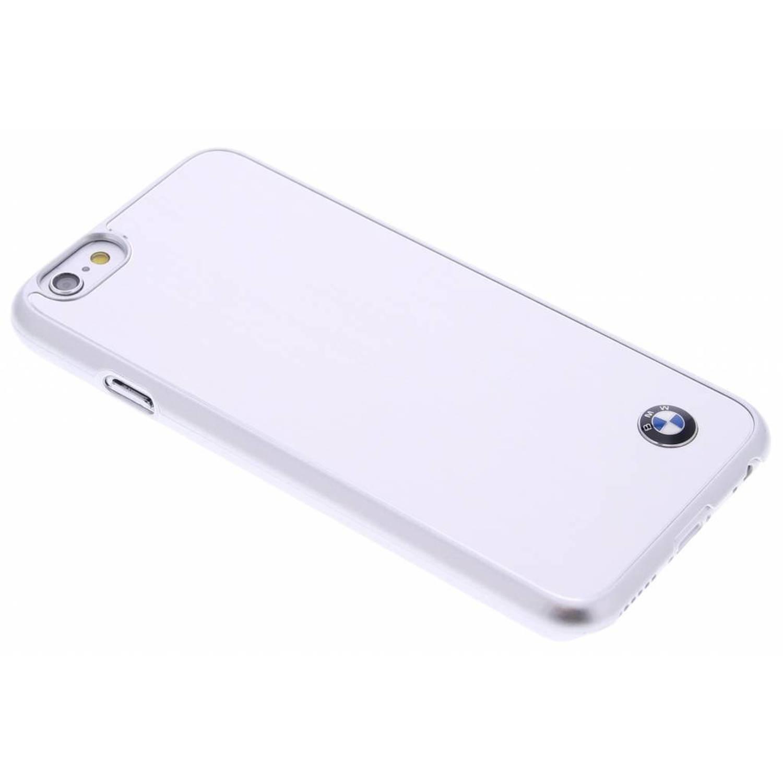 Brushed Aluminium Hard Case iPhone 6 / 6s - Zilver