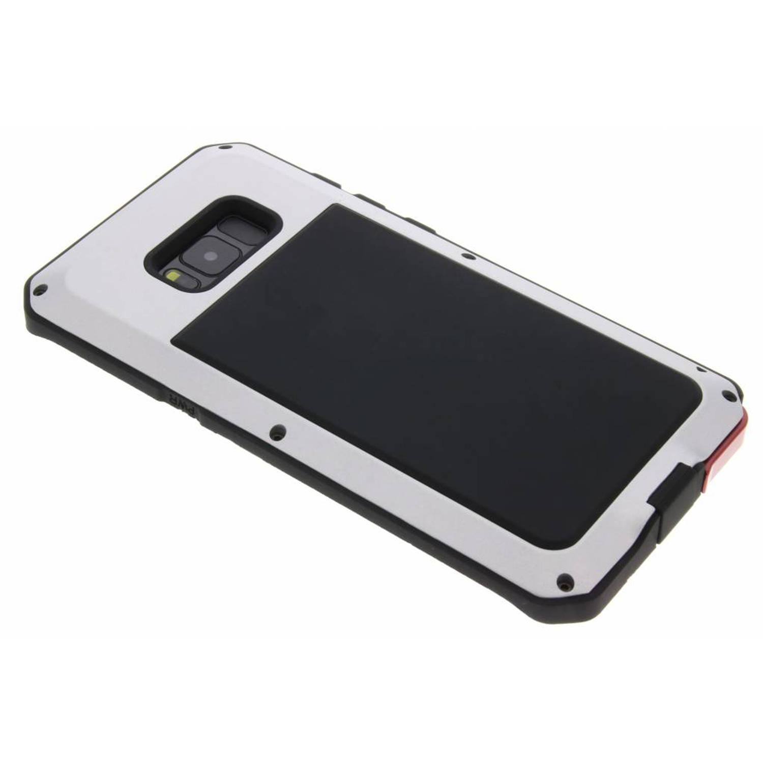 Zilveren giant extreme protect case samsung galaxy s8 plus