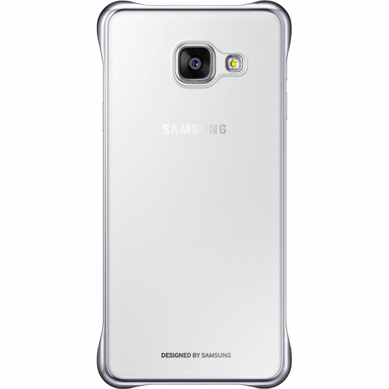 Zilveren originele Clear Cover voor de Galaxy A3 (2016)