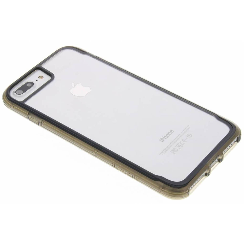 Zwarte Survivor Clear Case voor de iPhone 8 Plus / 7 Plus / 6(s) Plus