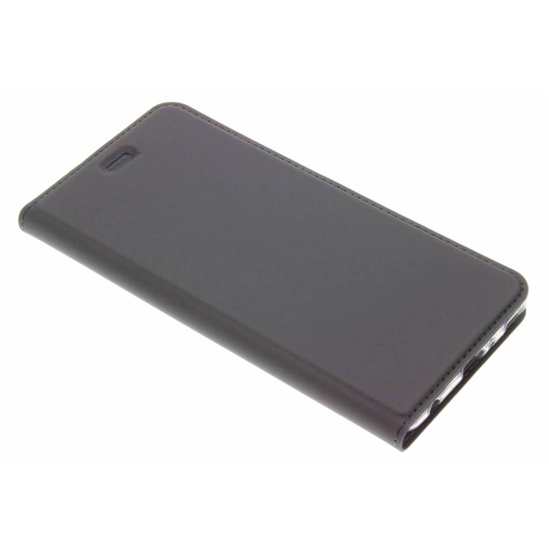 Grijze Slim TPU Booklet voor de Huawei P10 Plus