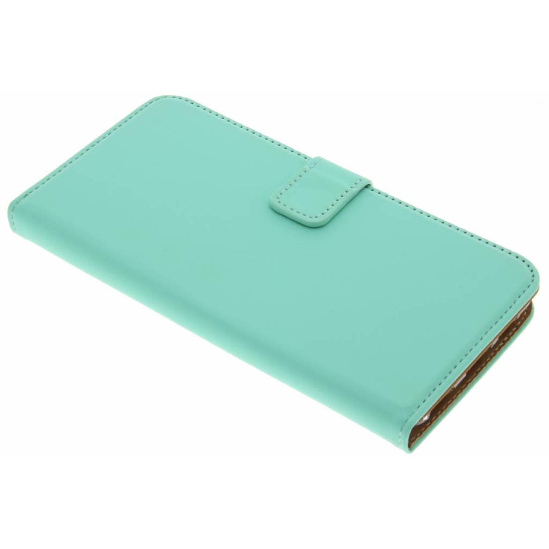 OnePlus 5 hoesje Groen - Luxe TPU Book Case