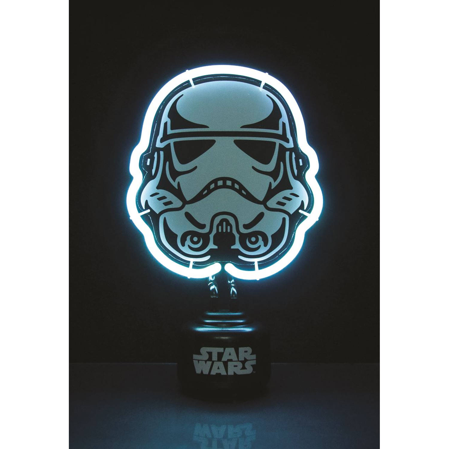 Fizz creations star wars stormtrooper neon lamp