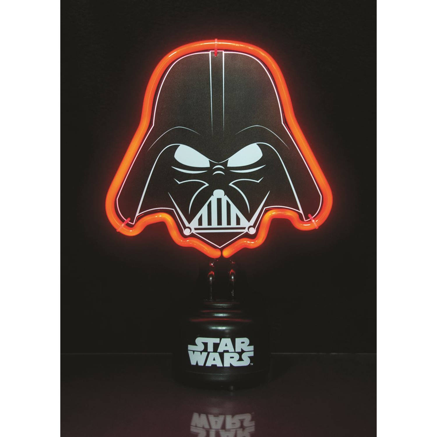 Fizz creations star wars darth vader neon lamp
