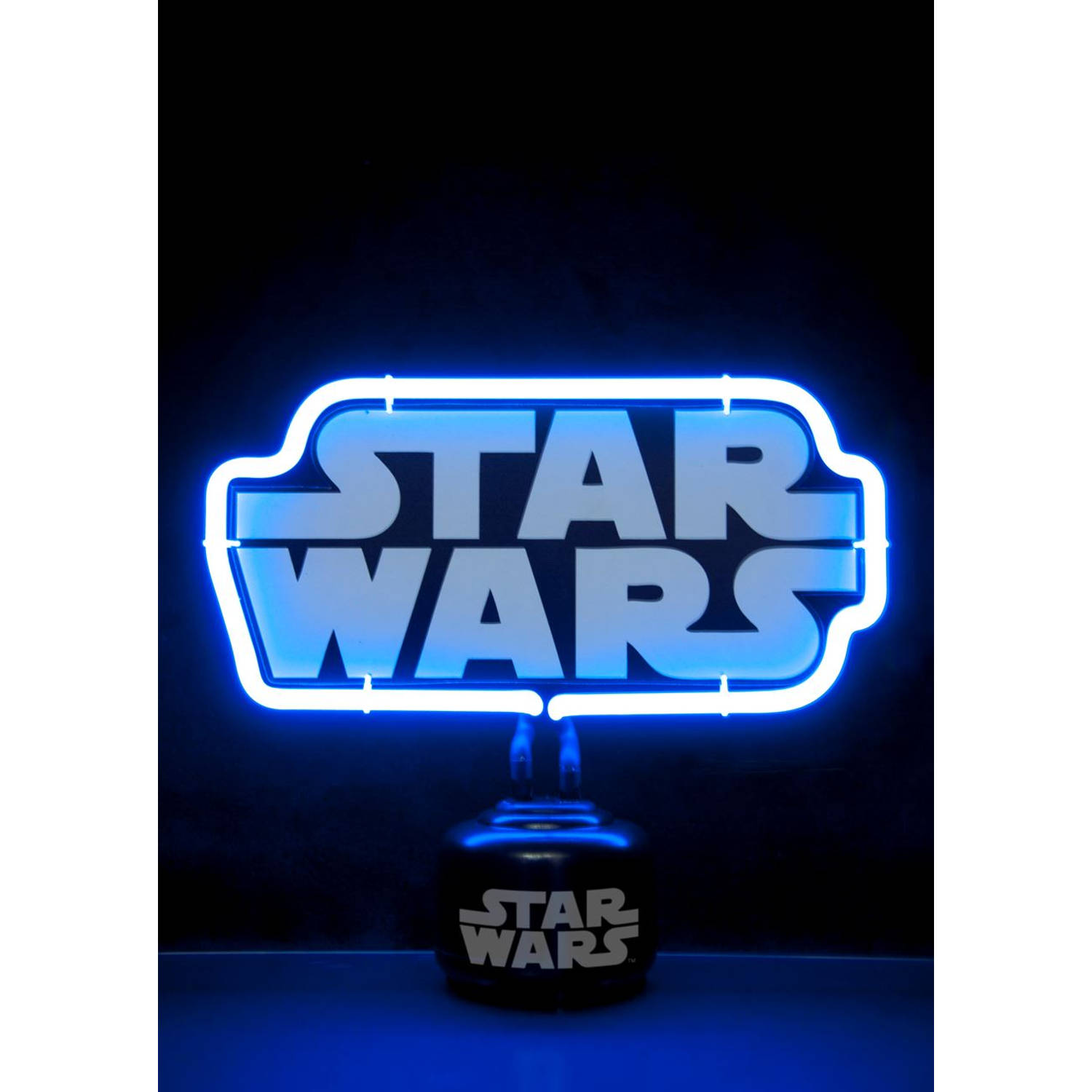 Fizz creations star wars small neon lamp