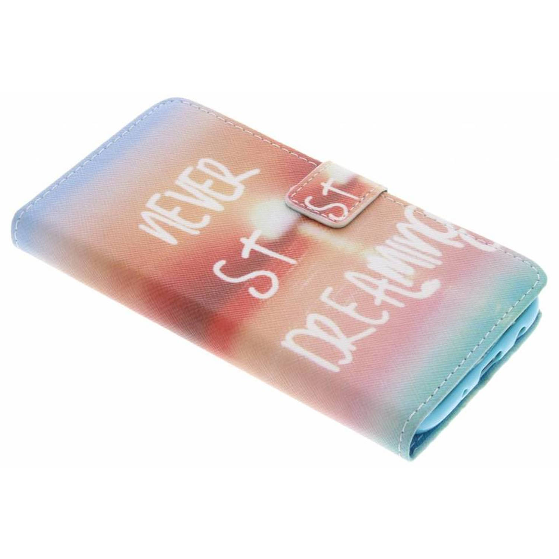 Sourire Conception Booktype Cas De Tpu Pour Samsung Galaxy J5 (2016) 5uRi6