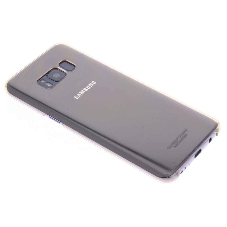 Gouden Clear Cover voor de Galaxy S8