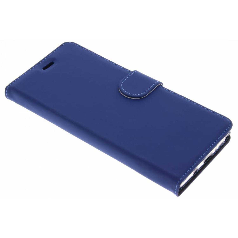 Afbeelding van Blauwe Wallet TPU Booklet voor de Samsung Galaxy Note 8