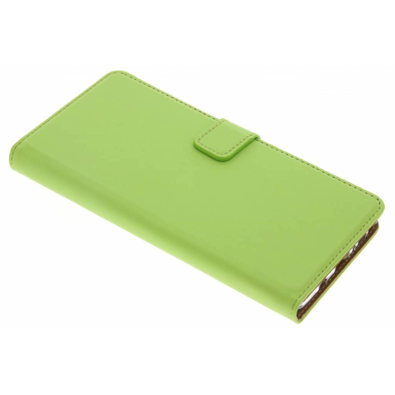 Samsung Galaxy Note 8 hoesje Groen - Luxe TPU Book Case