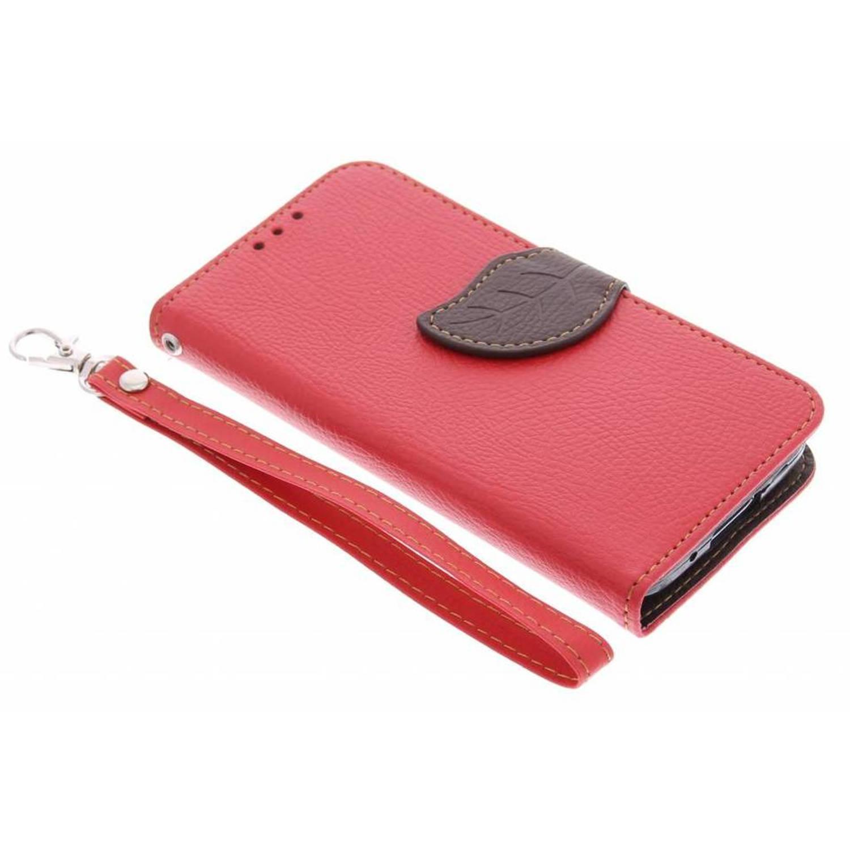 Feuilles Colorées Étui Portefeuille De Luxe Design Pour Samsung Galaxy S7 xYSLQKY5