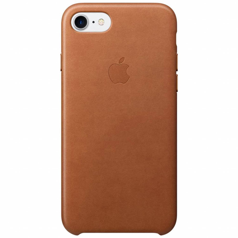 Bruine Leather Case voor de iPhone 8 / 7