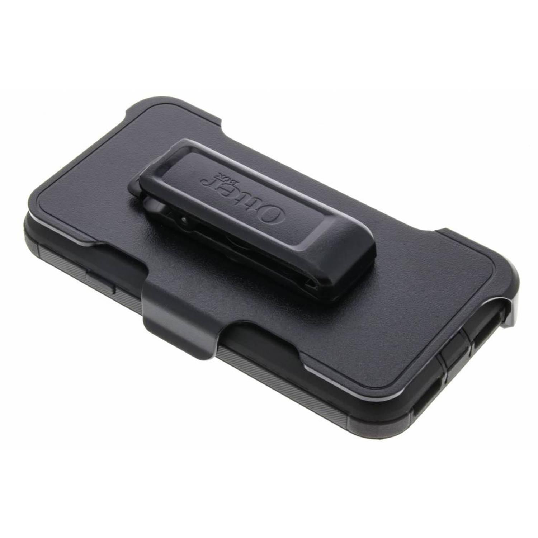 Zwarte defender rugged case voor de iphone 8 / 7