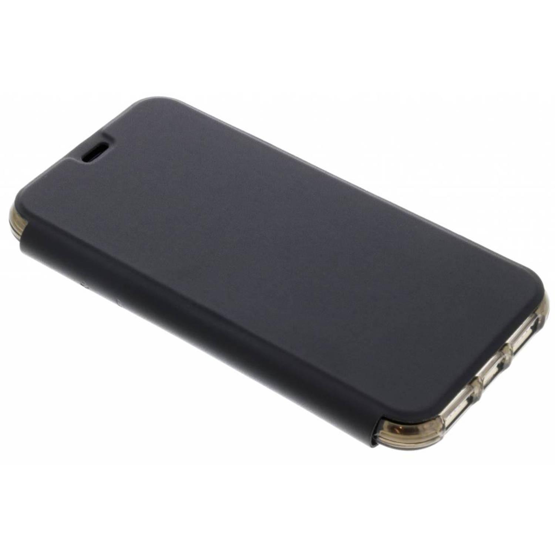 Zwarte Survivor Clear Wallet voor de iPhone Xs / X