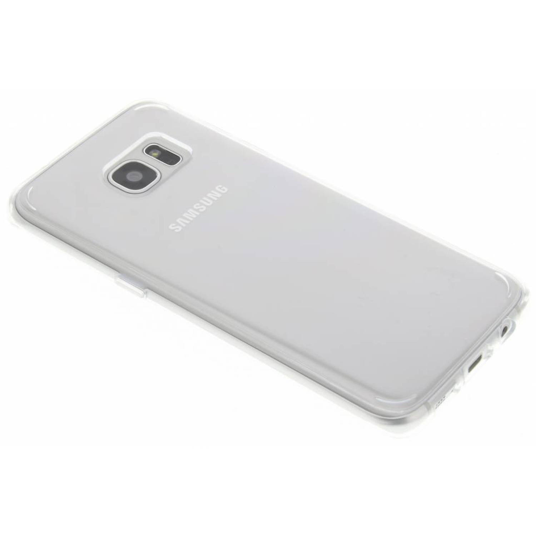 Reveal Case voor de Samsung Galaxy S7 Edge - Transparant