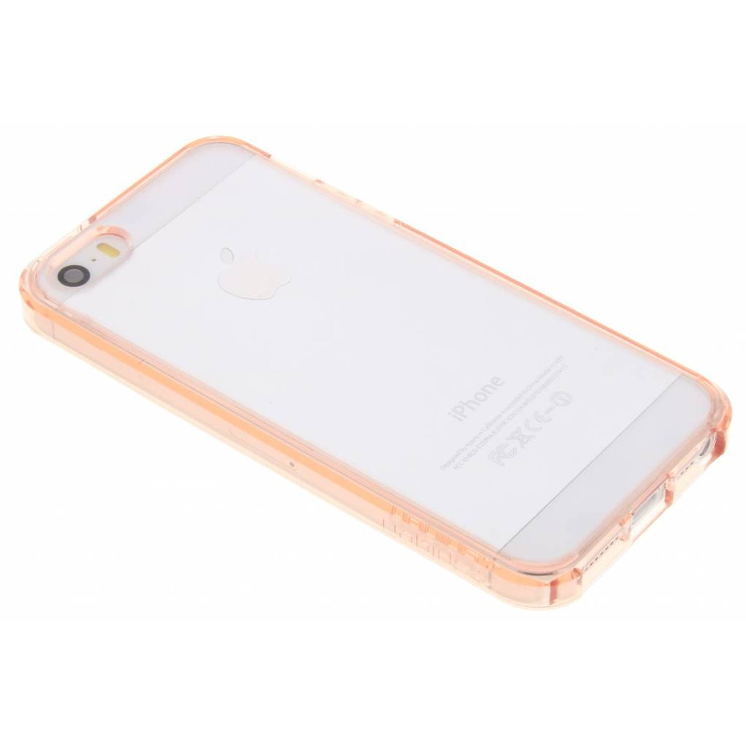 Ultra Hybrid Case voor de iPhone 5 / 5s / SE - Roze