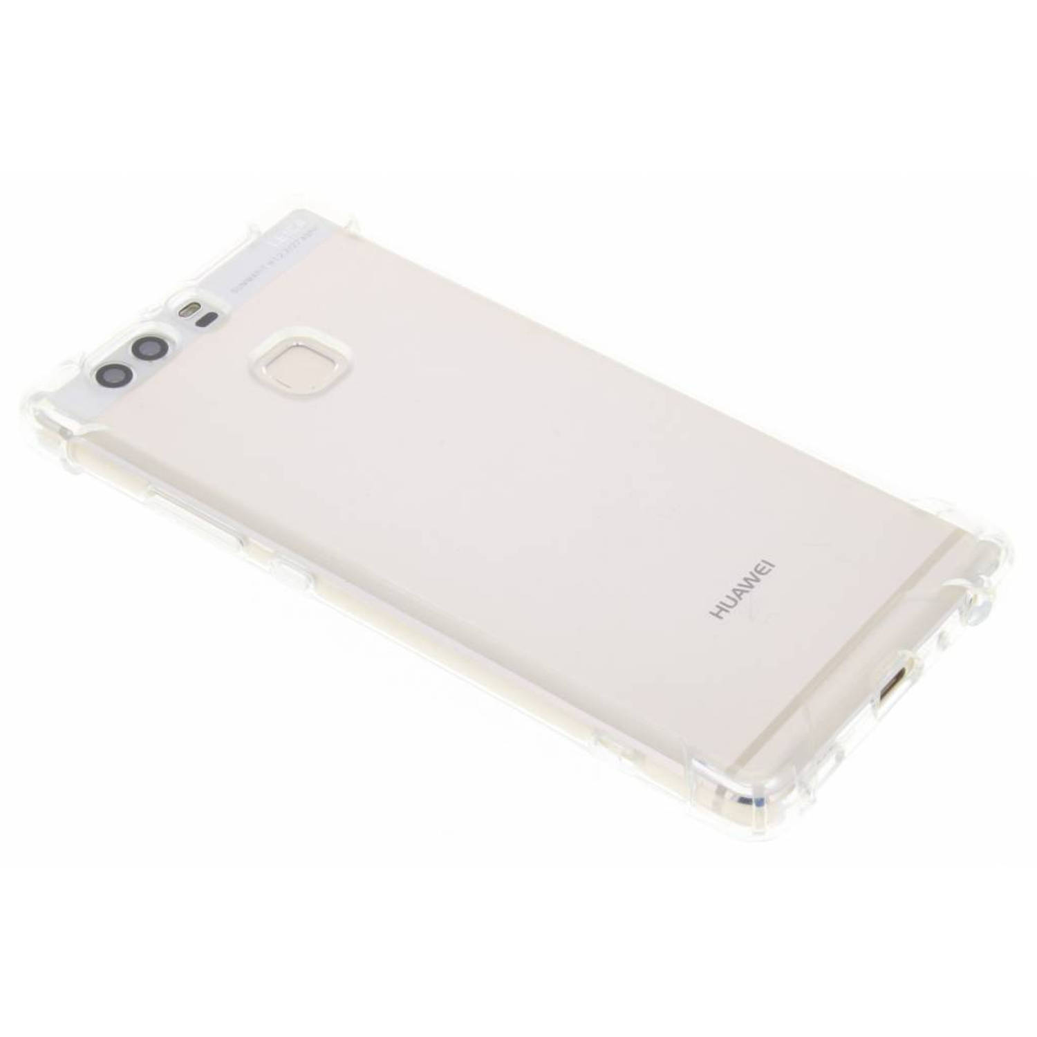Xtreme tpu cover voor de huawei p9 - transparant