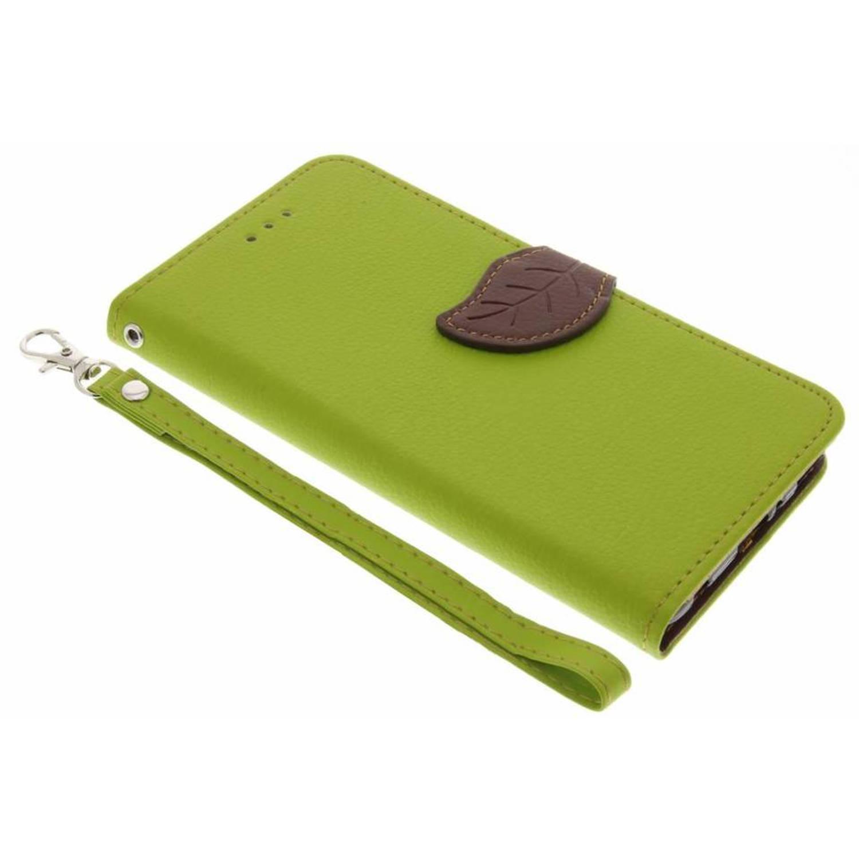 Menthe Verte Livre De Luxe Case Pour Huawei P10 y53uLQ6